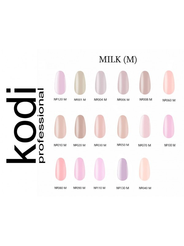 Milk Kodi Gel Polish,  8 ml
