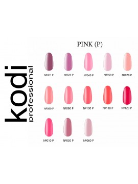 Pink Kodi Gel Polish,  8 ml
