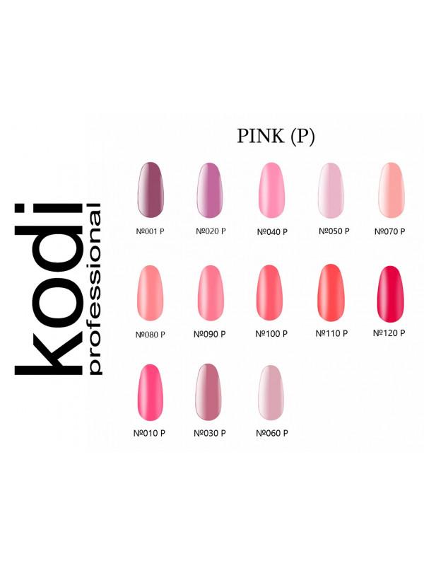 Pink Kodi Gel Polish,  8 ml