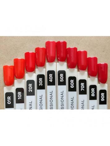 Red Kodi Gel Polish,  8 ml