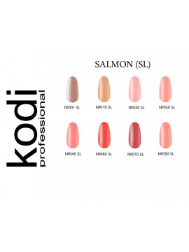 Salmon Kodi Gel Polish,  8 ml