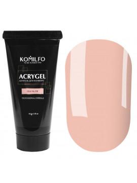 Komilfo AcrylGel №004 Nude, 30 ml/ 60 ml