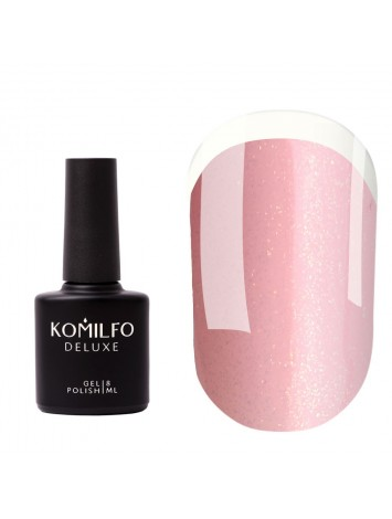 Komilfo Glitter Base №KC001, 8ml/15ml