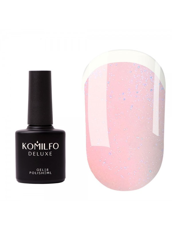 Komilfo Glitter Base №KC005 , 8ml/15ml