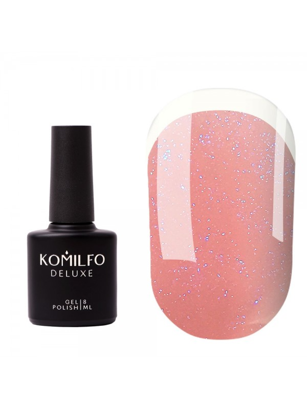 Komilfo Glitter Base №KC006 , 8ml/15ml
