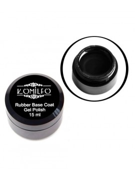 Komilfo Rubber Base Coat , 15 ml