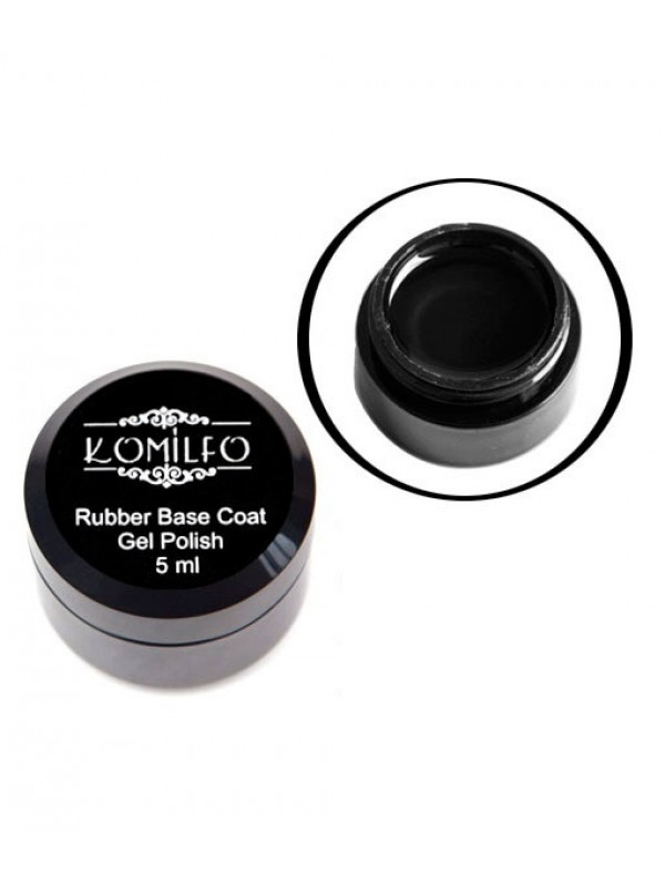 Komilfo  Rubber Base Coat , 5 ml
