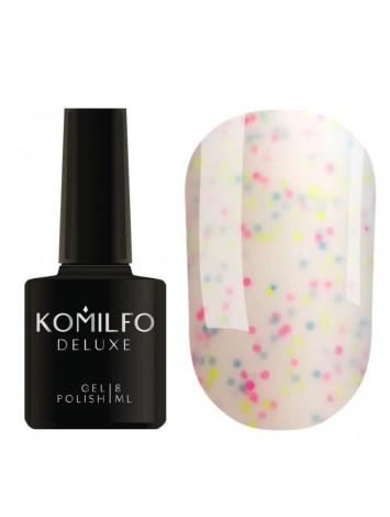 Komilfo Confetti Gel Polish CN001, 8 ml