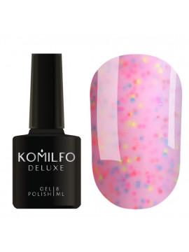 Komilfo Confetti Gel Polish CN010, 8 ml