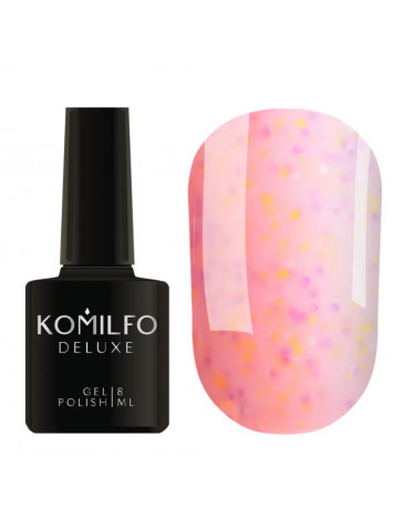Komilfo Confetti Gel Polish CN011, 8 ml