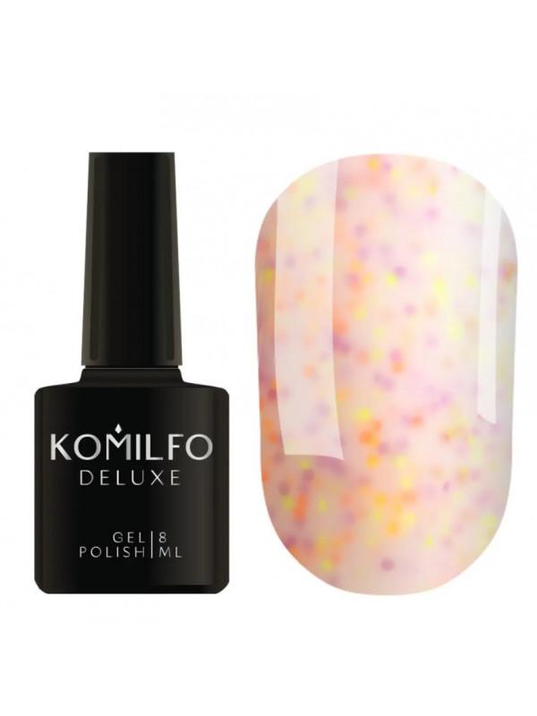 Komilfo Confetti Gel Polish CN002, 8 ml
