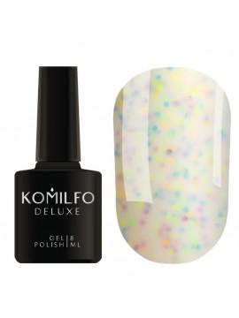 Komilfo Confetti Gel Polish CN004, 8 ml