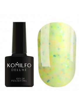 Komilfo Confetti Gel Polish CN005, 8 ml