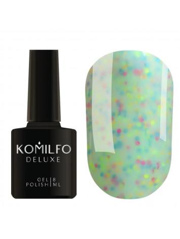 Komilfo Confetti Gel Polish CN006, 8 ml