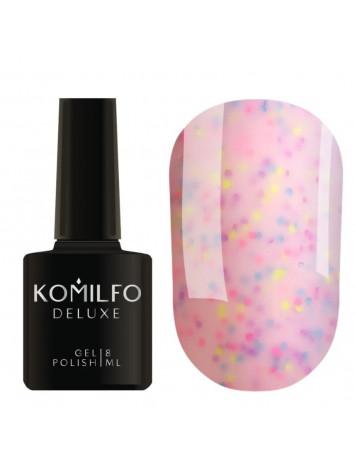 Komilfo Confetti Gel Polish CN009, 8 ml