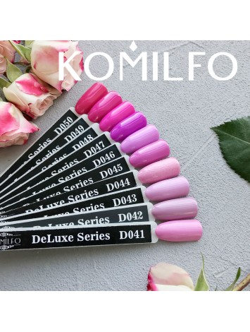 Komilfo Deluxe Series №D044, 8 ml/15 ml