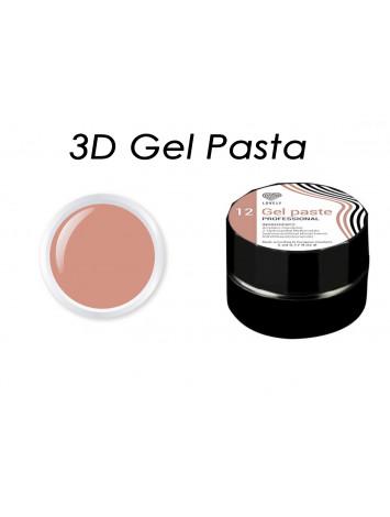 """3D Gel Pasta """"Lovely"""" №12"""