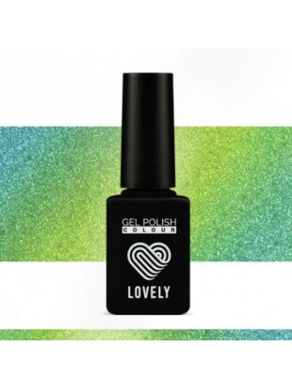 Lovely 5d gel polish №01