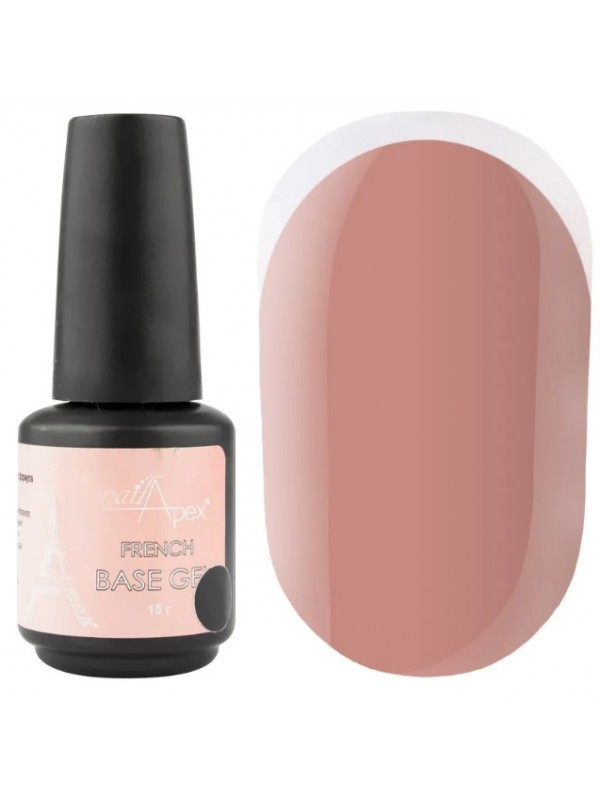 NailApex French Base Coat №01 ,  15 ml