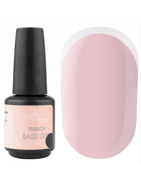 NailApex French Base Coat №02 ,  15 ml