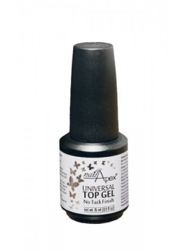 NailApex Universal Top Coat ,  15 ml