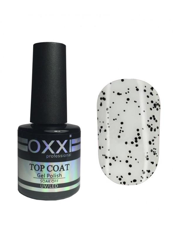 Oxxi Twist Top Coat №001 , 10 ml