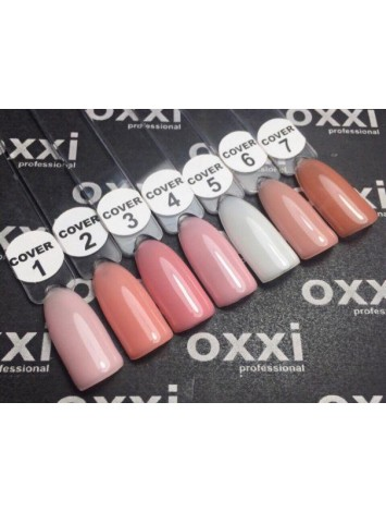 OXXI Cover Base №02, 10 ml