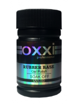 Oxxi Rubber Base Coat , 30 ml