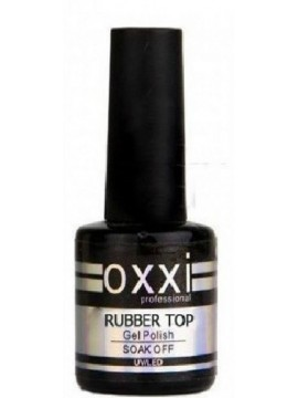 Oxxi Rubber Top Coat 15 ml