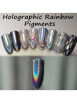 Rainbow Holographic Pigment , 1g