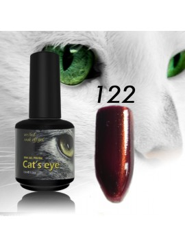 RNK Cat eye Gel Polish №122, 15 ml