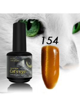 RNK Cat eye Gel Polish №154, 15 ml