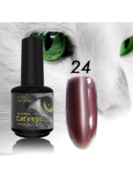 RNK Cat eye Gel Polish №24, 15 ml