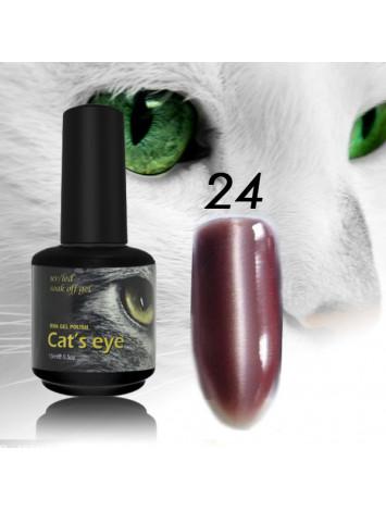 RNK Cat eye Gel Polish №24, 15 ml