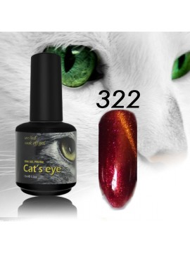 RNK Cat eye Gel Polish №322, 15 ml