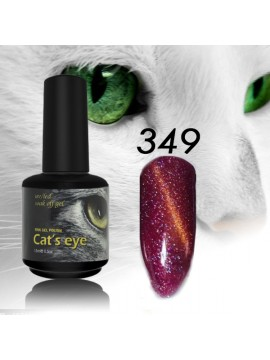 RNK Cat eye Gel Polish №349, 15 ml