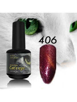 RNK Cat eye Gel Polish №406, 15 ml