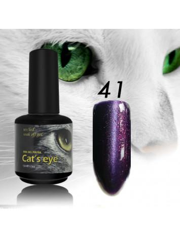 RNK Cat eye Gel Polish №41, 15 ml