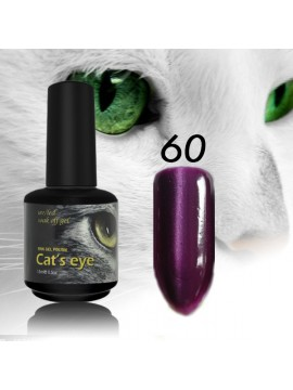 RNK Cat eye Gel Polish №60, 15 ml