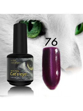 RNK Cat eye Gel Polish №76, 15 ml