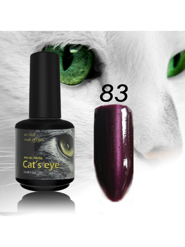 RNK Cat eye Gel Polish №83, 15 ml
