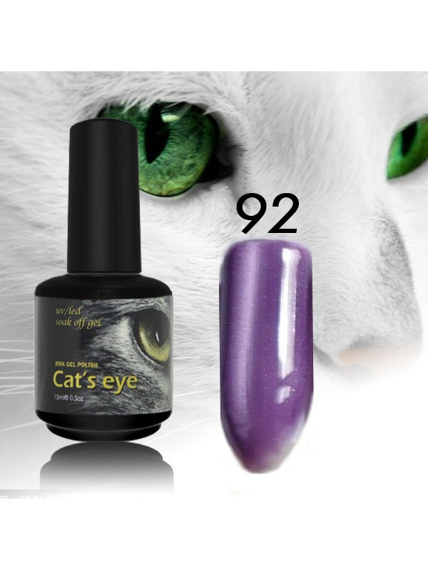 RNK Cat eye Gel Polish №92, 15 ml