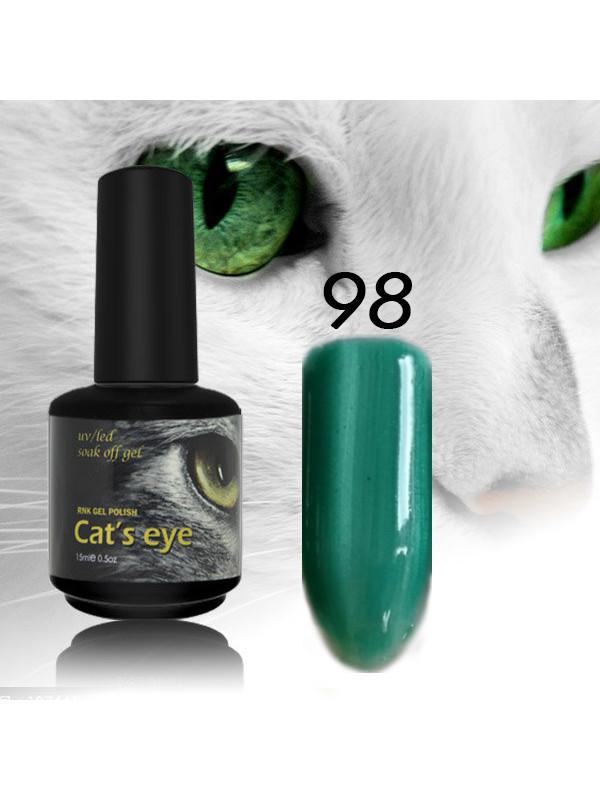RNK Cat eye Gel Polish №98, 15 ml