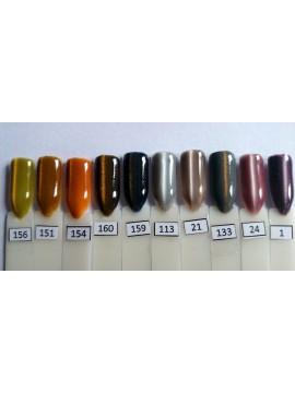 RNK Cat eye Gel Polish №1 , 15 ml