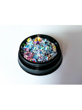 Mix Type Rhinestones №2