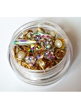 Mix Type Rhinestones №3