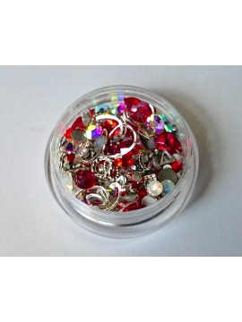 Mix Type Rhinestones №4