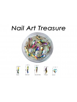 Treasure Box Mix Type Rhinestones