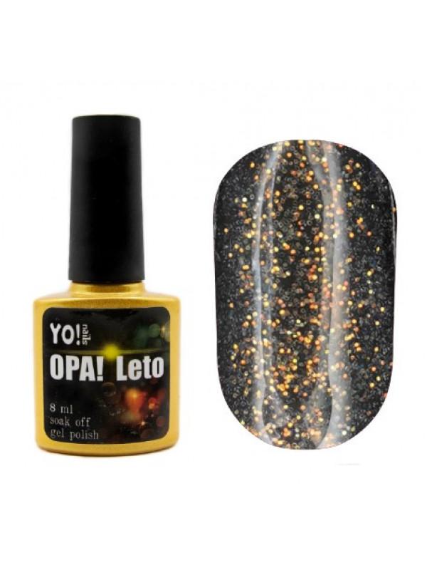 Yo!Nails Opa!Leto gel polish №01 , 8 ml