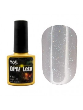 Yo!Nails Opa!Leto gel polish №06, 8 ml
